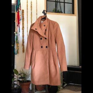 Zara Camel Coat 🧥